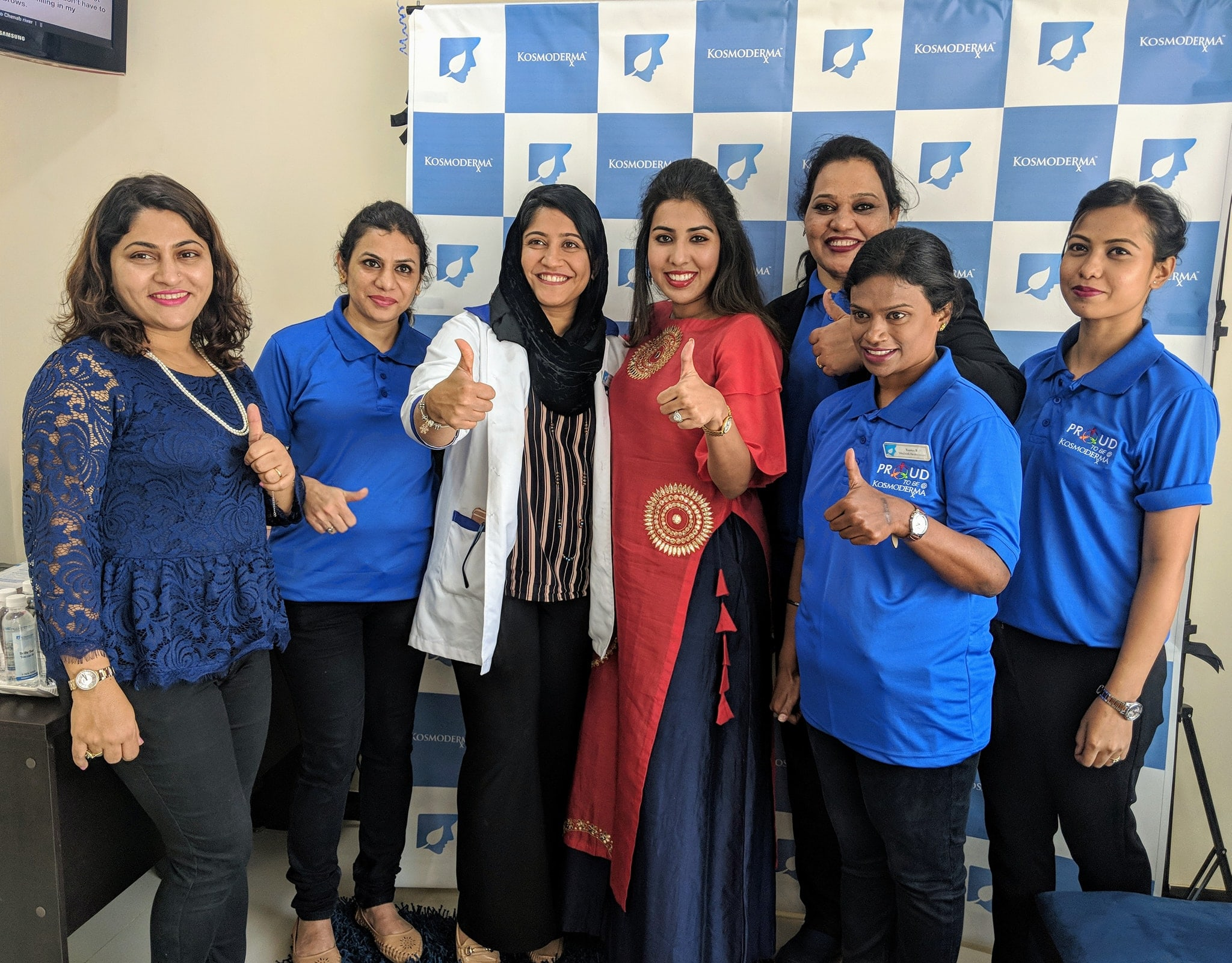 Grand Launch of Kosmoderma Clinic , Whitefield, Bangalore 2018