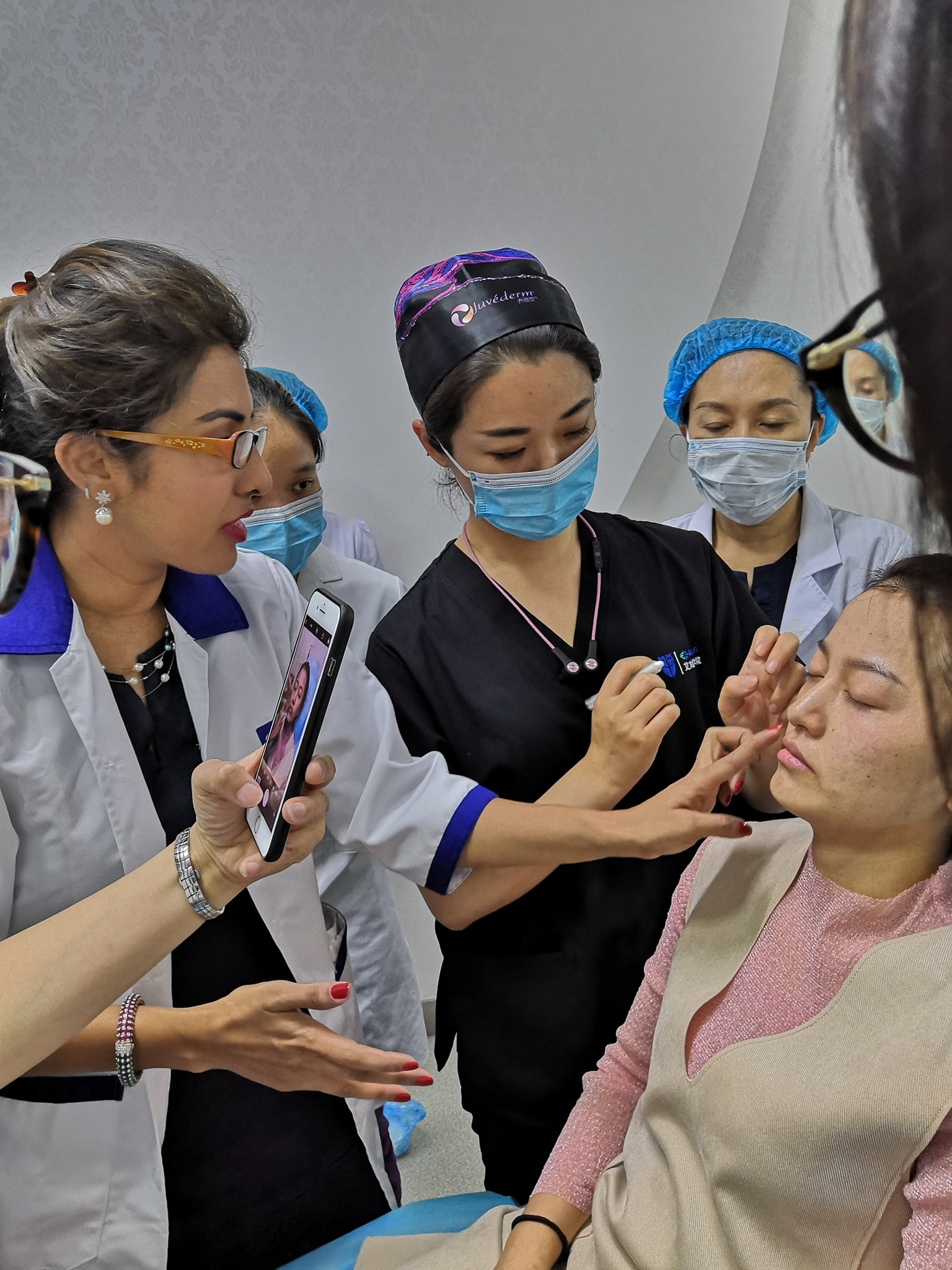 The Global Symposion of Injection Beauty - China Allergan Training Tour, 2018.