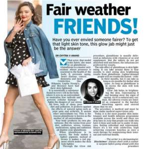 Fair Weather Friends! - Deccan Chronicle