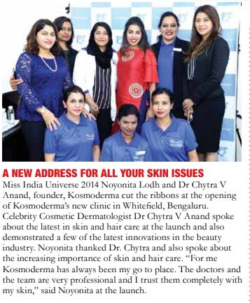A NEW ADDRESS FOR ALL YOUR SKIN ISSUES - Ritz Magazine