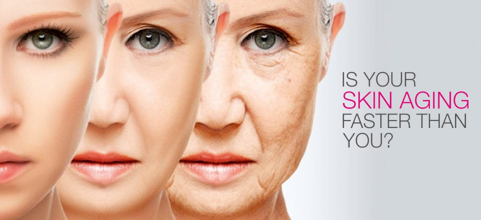 Is Your Skin Aging Faster than You ?