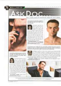 Ask Doc - Get Your Health Overies Sorted Out Here