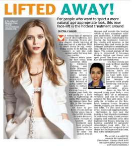 Lifted Away - Deccan Chronicle