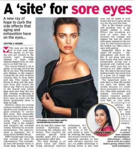 A site for sore eyes - Deccan Chronicle