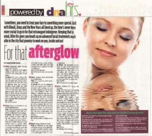 For that afterglow - DNA