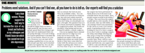 Problem need solutions and if you can't find one, all we have to do is tell us. our expert is find you a solutions. - Bangalore Mirror