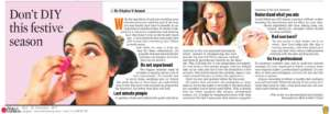Dont't DIY this festival season - Indian Express