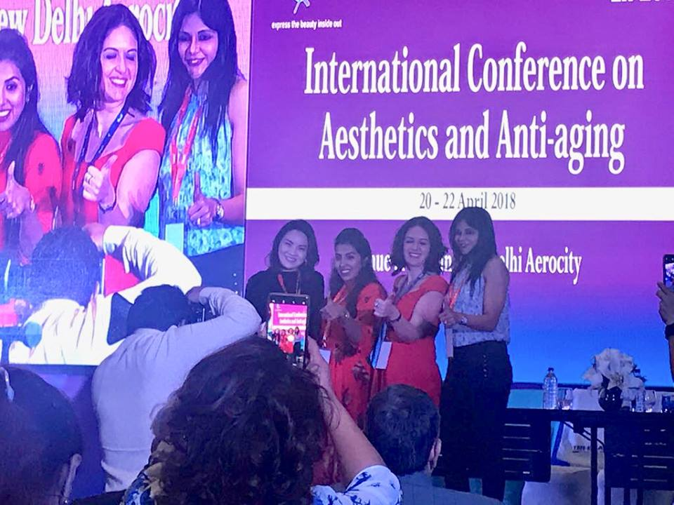 International Conference on Aesthetics & Anti Ageing, New Delhi, 2018