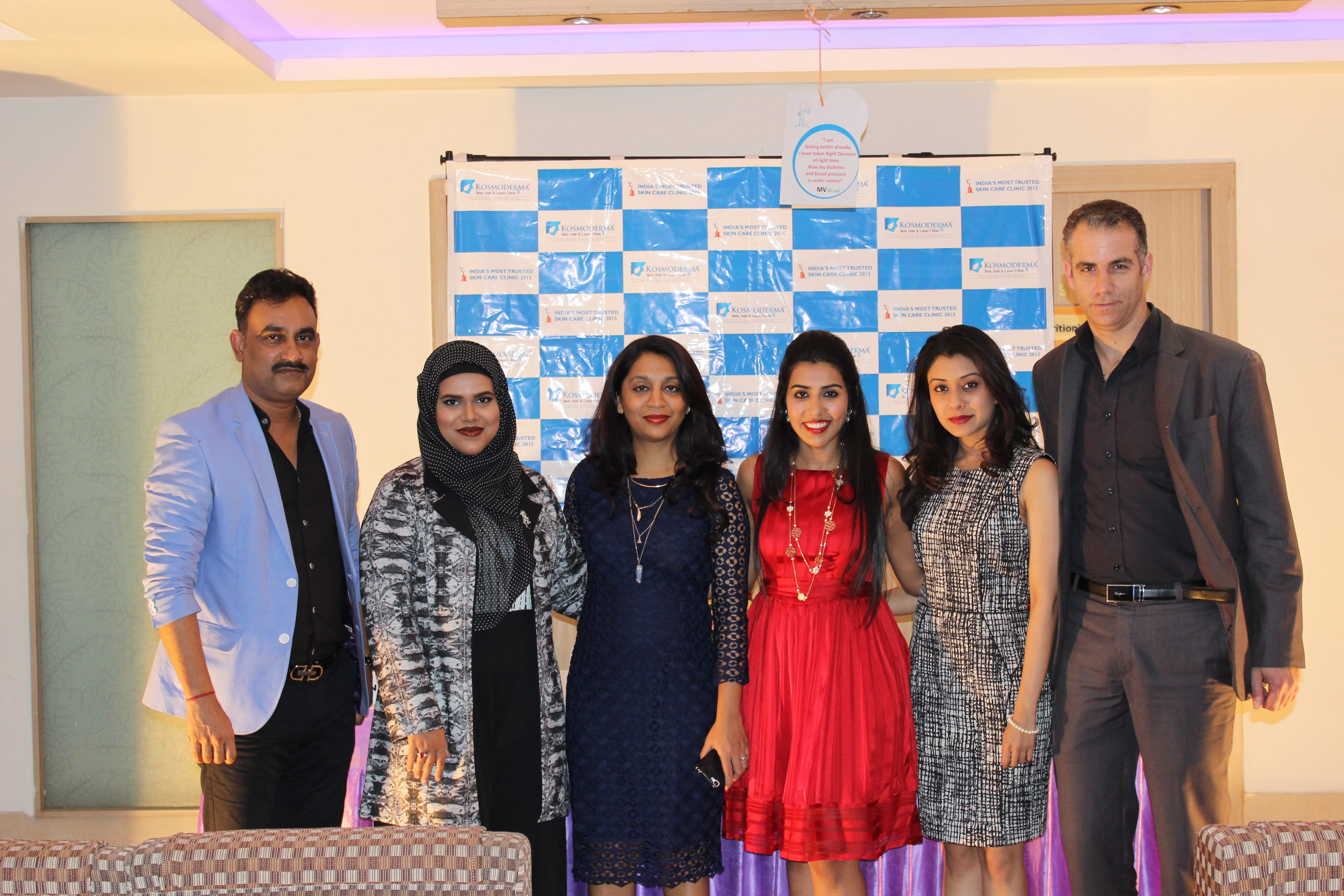 Launch of Harmony Pro XL by Alma  , Hyderabad, 2016