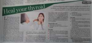 Heal Your Thyroid - The Hans India