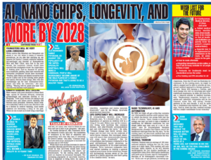 AL Nano Chips, and more by 2028 - The Times of India (Chennai Times), Pg 4, Dt 18.04.18