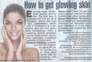 How to get glowing skin - Times of India