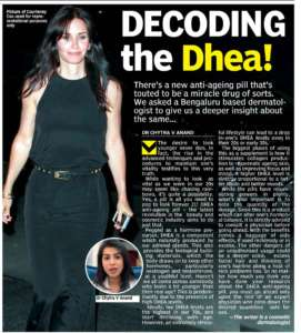 DECODING the Dhea! - Deccan Chronicle , Bangalore Chronicle.