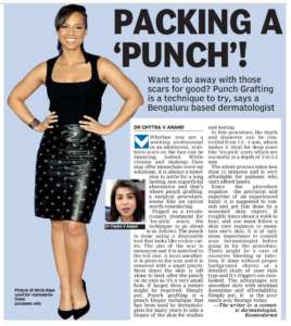 PACKING A 'PUNCH'! - Deccan Chronicle , Bangalore Chronicle.