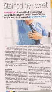 Stained by sweat - Deccan Herald