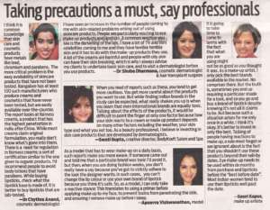 Taking Precaution a must, say professionals- DNA