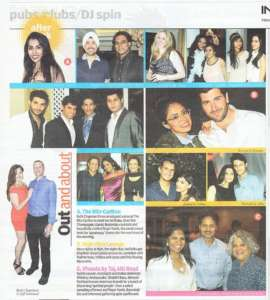 Out And About -  The New Indian Express