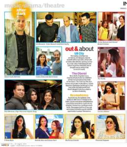 Out $ About- The New Indian Express
