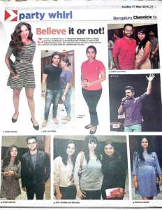 Believe it or not - Deccan Chronicle , Bangalore Chronicle.