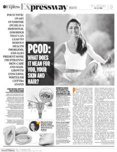 PCOD What Does It Mean For Your Skin And Hair - The New Indian Express