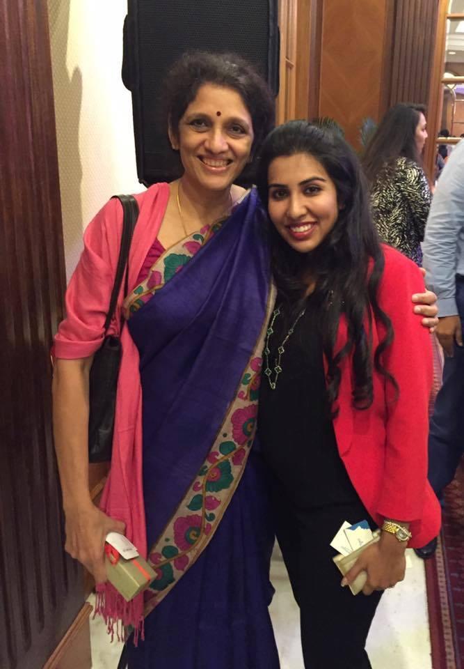 EO VC Backed Lady Entrepreneurs , Bangalore , 2017