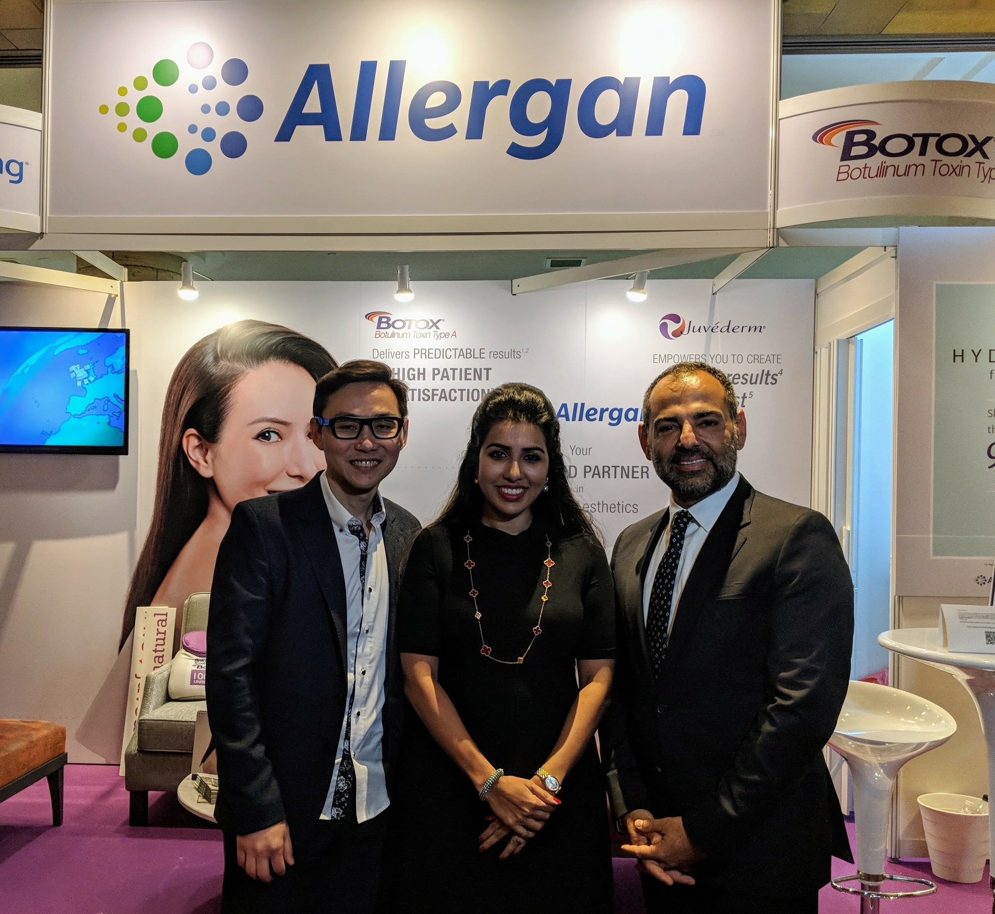Society Of Aesthetic Medicine (SAM) Conference , Singapore , 2018