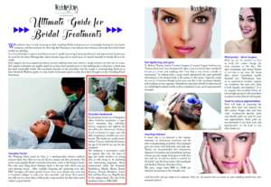 Ultimate Guide for Bridal Treatment - Wedding Vows - Jan