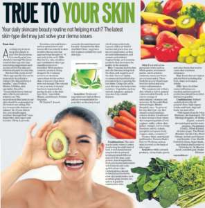 True to your skin - Hindustan Times