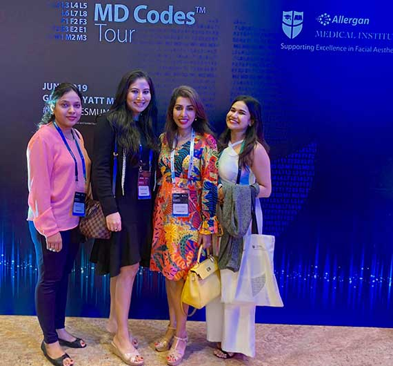 MD Codes Immersion Tour , Mumbai-  India , 2019.